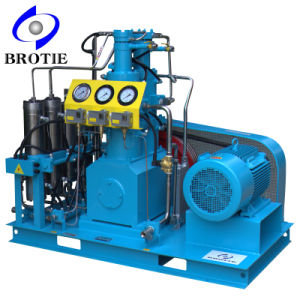 Brotie High Pressure Ow-40-4-150 Totally Oil-Free Oxygen Compressor (40Nm3/h, 150bar) pictures & photos