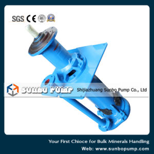 Mineral Processing Vertical Slurry Pump Sump Pump pictures & photos