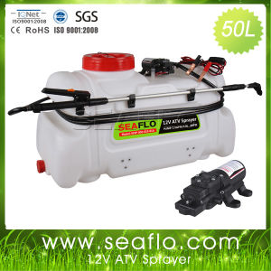 Garden Wheel Battery Sprayer, Herbicide Sprayers, Wheelbarrow Sprayer pictures & photos
