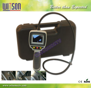 Witson Industry Video Borescope2.4 Inch HD Monitor, 8.0mm Camera Head (W3-CMP2812) pictures & photos