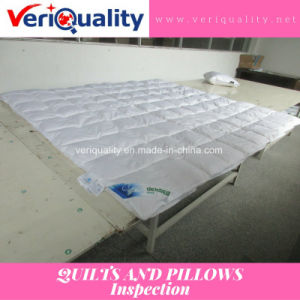 Professional Quality Control Inspection Service for Quilts and Pillows in China pictures & photos