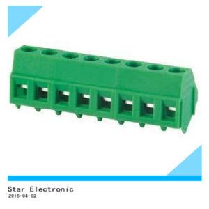 Green 8-Pin Screw Terminal Block Connector Type pictures & photos