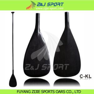 High Performance Lightweight Carbon Fiber Stand up Paddle for Sup Board