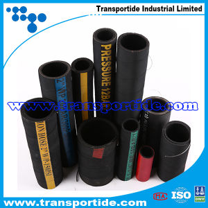 Oil Suction Delivery Rubber Hoses & Sandblasting Hoses for Industrial Hose pictures & photos
