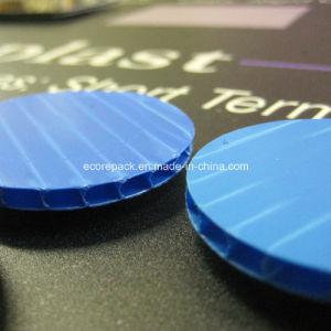 Custom Color Coroplast Plastic Sheet pictures & photos