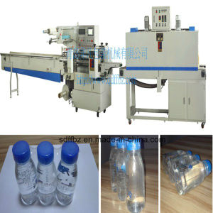 PLC Control Full Automatic Small Bottles Group Shrink Wrapping Machine pictures & photos