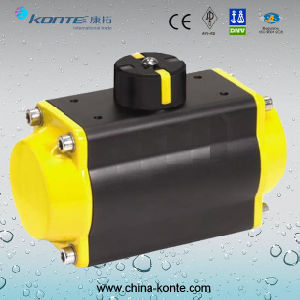 Pneumatic Actuator Ball Valve, at Series Double-Acting Pneumatic Valve Actuator pictures & photos