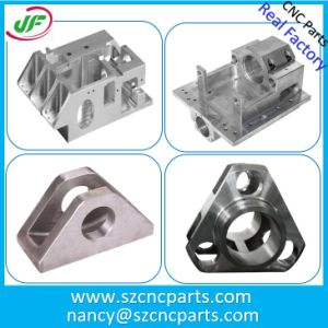 Polish, Heat Treatment, Nickel, Zinc, Silver Plating CNC Parts pictures & photos