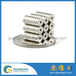 Strong Permanent Neodymium Motor Magnet (Arc Moto Magnet) pictures & photos
