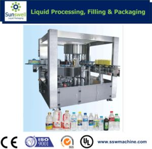 Rotary OPP Labeling Machine for Small Production Line pictures & photos