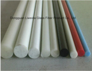 High Chemical Stability Fiberglass Rod, GRP FRP Rod pictures & photos
