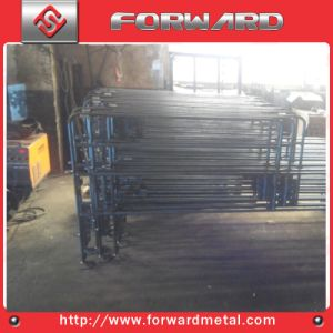 Galvanized Steel Crowd Control Barrier pictures & photos