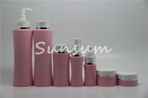 Pet Palstic Lotion Bottle Plastic Cosmetic Bottle Empty Lotion Bottle for Cream pictures & photos