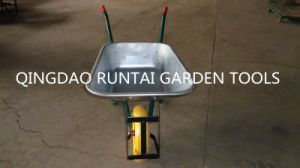 The Most Durable Strong Beauty Wheel Barrow (WB6404H) pictures & photos