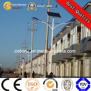 2016 Hot Sale Outdoor Solar Street Lighting Pole pictures & photos
