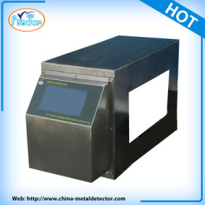 High Intelligent Touch Screen Digital Food Metal Detector pictures & photos