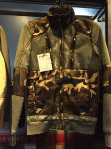 Fashion Casul Outdoor Camouflage Sports Cotton Sweater pictures & photos