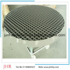 Pultruded FRP Grille Panel as Trench Cover pictures & photos