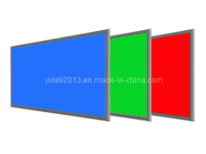 New Dimmable RGB LED Flat Panel Light 1200*600 5050 SMD 48W pictures & photos