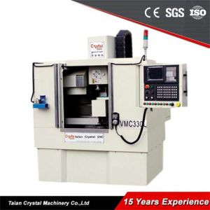 3 Axis CNC Machine Mini Milling Machine (VMC330L) pictures & photos
