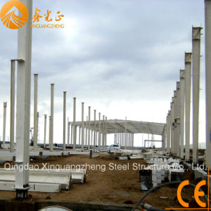 Prefabricated Steel Structure Warehouse (pH-31) pictures & photos
