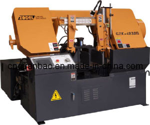 High Grade Automatic Band Sawing Machine Gzk4232b pictures & photos