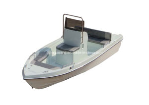 Aqualand 15feet Fiberglass Speed Boat/Motor Fishing Boat (150) pictures & photos