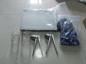 10ml Vials + 20mm Rubber Stopper + 20mm Flip off + Vial Crimper/Capping Tools pictures & photos