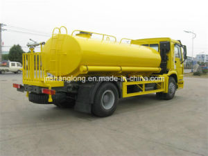 HOWO 4WD 16 Cubic Meter Water Tank Truck pictures & photos