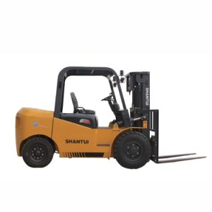 Used Man Diesel Forklift in China pictures & photos