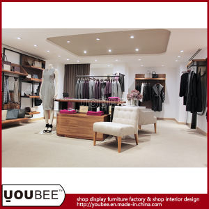 Ladies′ Clothes/Handbag Shop Decoration, Retail Shopfitting, Store Furniture pictures & photos