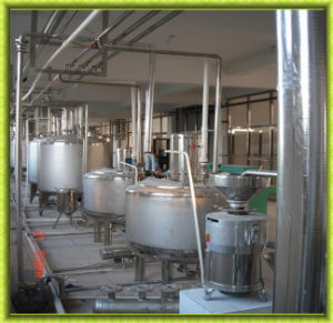 Small Scale Uht Milk Processing Plant pictures & photos