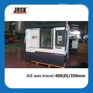 Jdsk HTC35A Slant Bed CNC Lathe CNC Turning Center pictures & photos
