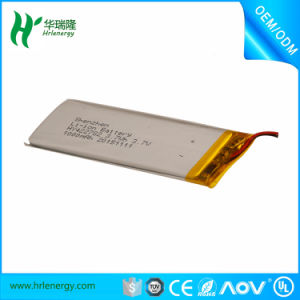 Manufacturer 422782 1000mAh 3.7V Lipo Battery with Low Temperature pictures & photos