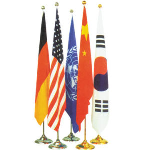 China Indoor Flag Pole/Indoor Flag/Flag Pole Stand - China Indoor ...