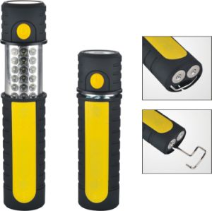 30+6 Multifunctional LED Work Light, Rechargeable Work Lamp for Car Tool