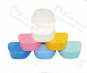 Denture Box / Teeth Container Box pictures & photos