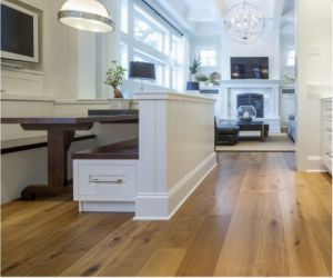 Oak Hardwood Floor / Parquet Floor /Engineered Wood Flooring pictures & photos