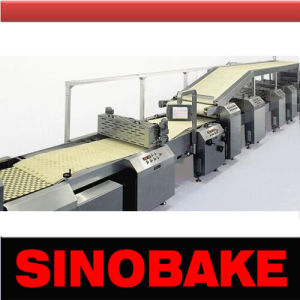 Biscuit Food Machine Cracker Biscuit Production Line pictures & photos