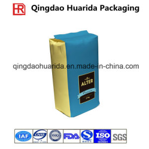 Wholesale High Quality Four Side Seal Coffee Bag pictures & photos