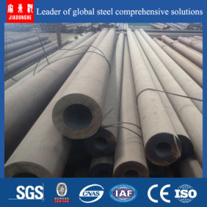 St52 A106gr. B Seamless Steel Pipe Tube in Stock pictures & photos
