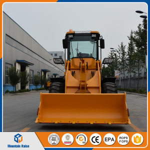 Mini Loader 1.8 Ton Front End Loader Zl18 Wheel Loader China Earth-Moving Machinery pictures & photos
