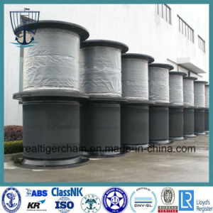 Marine Supper Cell Solid Rubber Fender for Ship Protection pictures & photos