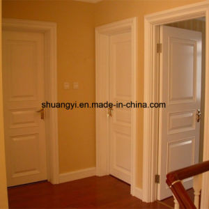 Latest Classic Design Solid Wooden Interior Door pictures & photos