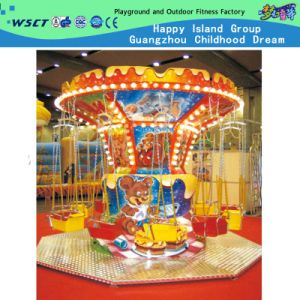 Luxury Carousel with 6 Seats Playground Equipment (HD-10901) pictures & photos
