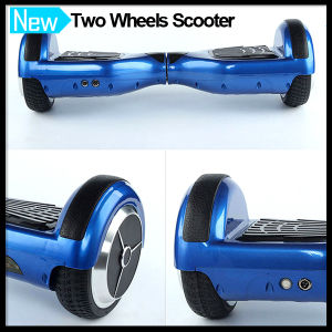 Smart Drift Board Scooter 2 Big Tires Wheels Self Balance Scooter pictures & photos
