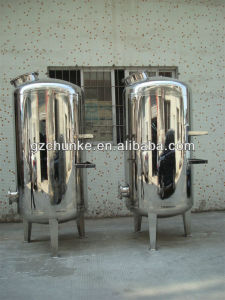 Stainless Steel Water Filter Housing \ Mechanical Filter System pictures & photos
