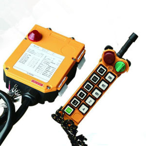 10 Channels Industrial Radio Wireless Crane Remote Control pictures & photos