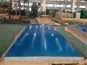1060 Aluminum Sheet with PVC (YH-Y014) pictures & photos