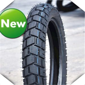 Supply High Quality Tubeless Motorcycle Tyre 90/90-18 pictures & photos